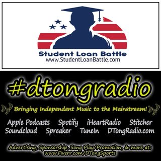 #MusicMonday on #dtongradio - Powered by studentloanbattle.com