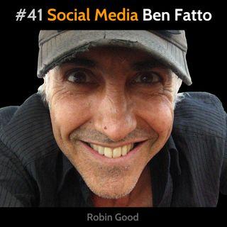 #41 Social Media Ben Fatto: Nutrizionista-BIO