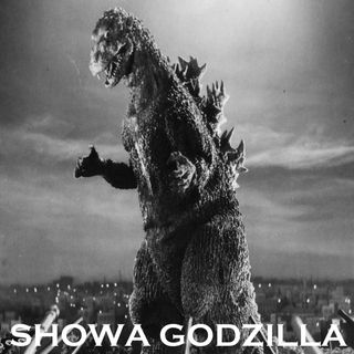 Godzilla Showa - Kaijucast