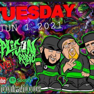REPLICON RADIO - TUESDAY NIGHT SPECIAL 6/1/21