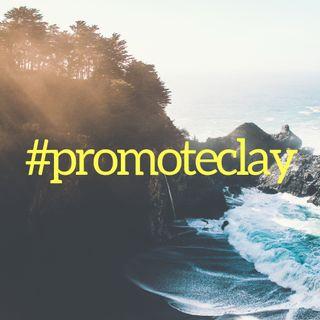 #PROMOTECLAY - Like & Follow Us