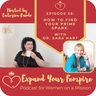 How to Find Your Prime Spark with Sara Hart