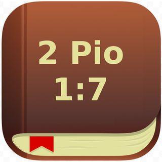 72 - 2 Piotra 1:7