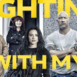 Damn You Hollywood: Fighting With My Family Review