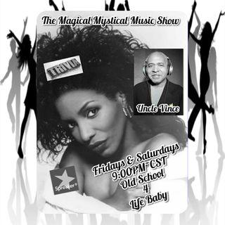 The Magical Mystical Music Show 7-30-2021
