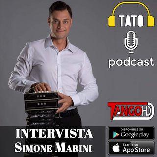 Intervista a Simone Marini