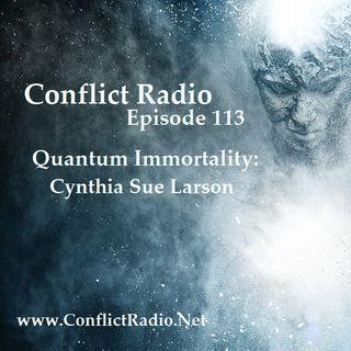Episode 113  Quantum Immortality, Quantum Jumping & More with Cynthia Sue Larson