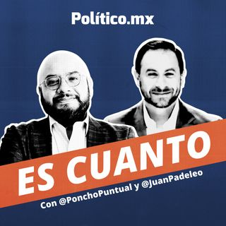 #12 - AMLO y televisoras unidos por regreso a clases | Muñoz Ledo crea grupo disidente en Morena