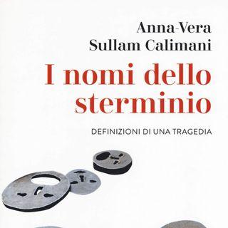 """Anna Vera Sullam Calimani """"I nomi dello sterminio"""""""