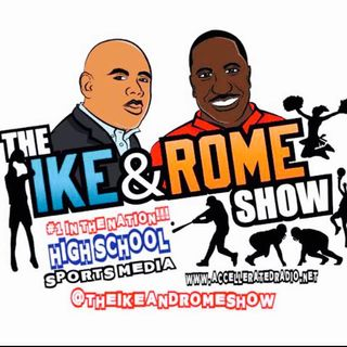 Ike & Rome Show (4/12/17) Jeremiah Turley from Westchester HS