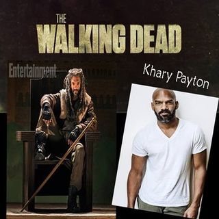 The Walking Dead - Khary Payton (King Ezekiel) On Shadow Nation