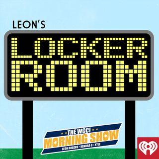 WGCI Presents: Leon's Locker Room