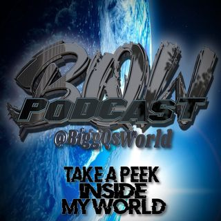 "The BQW Podcast EP01 ""These Uncertain Times...."""