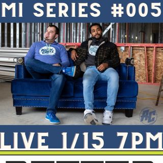 BOD MI Series #005 - Arctic Circle Brewing w/ Deven and Eric