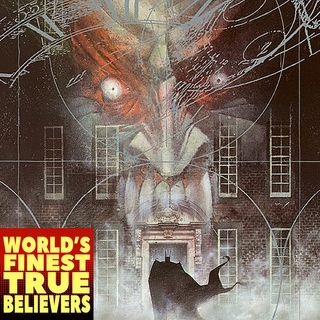 Arkham Asylum : World's Finest True Believers Retro