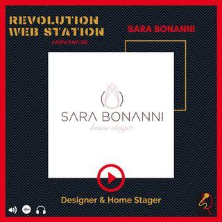 INTERVISTA SARA BONANNI - DESIGNER E HOME STAGER