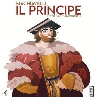 Il Principe, Machiavelli   Audiolibro