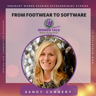 From Footwear to Software with Sandy Connery