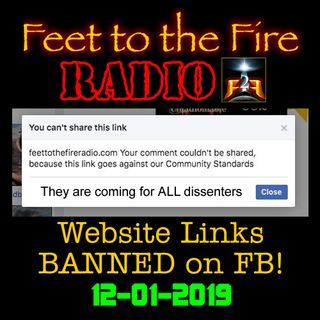 F2F-Radio: Website Links Banned on FB