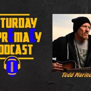 Todd Marinovich Interview