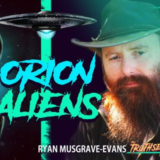 Aliens Are Here! Paranormal Encounters & Strange Beings - Ryan Musgrave-Evans