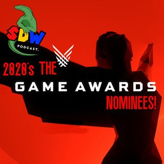 2020's The Game Awards Nominees!