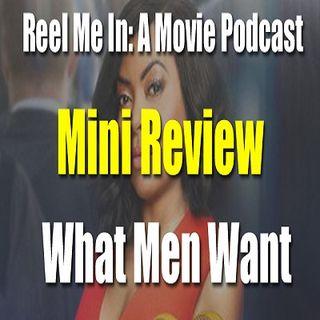 Mini Review: What Men Want