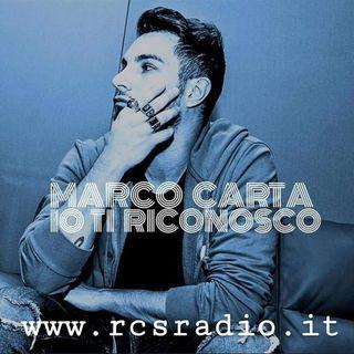 Marco Carta su RCS SICILIA