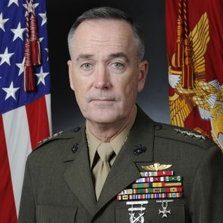 Head of Joint Chiefs Addresses Niger Attack