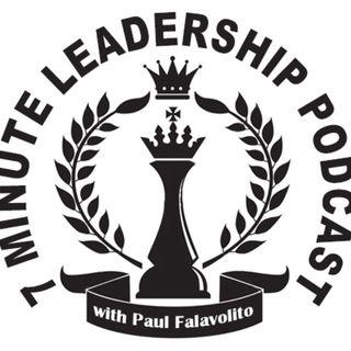 Episode 52 - 7 Minute Leadership