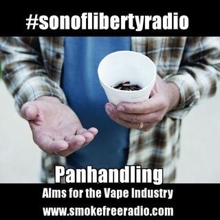 #sonoflibertyradio - Panhandling
