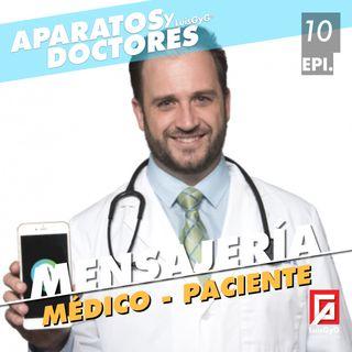 Mensajería médico - paciente