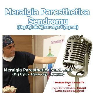 Meraljia parestetika. Prof. Dr. Duran Berker Cemil.