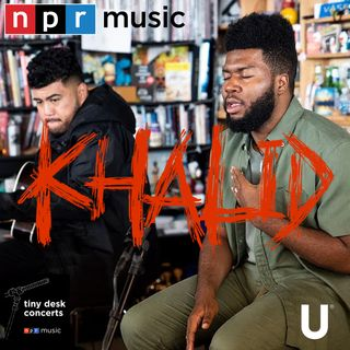 KHALID - Acoustic Live From NPR Music Tiny Desk Concert - Full Show / Full Concert