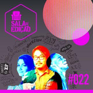#022 | NAB Show 2019 - Avid, DaVinci, Final Cut e Premiere