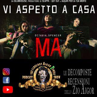 Aigor Zombie Podcast Show - Ma