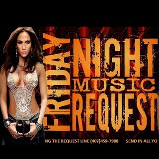 Friday Night Music Request Live 11/6/15