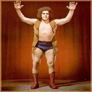 Andre The Giant Through My Eyes