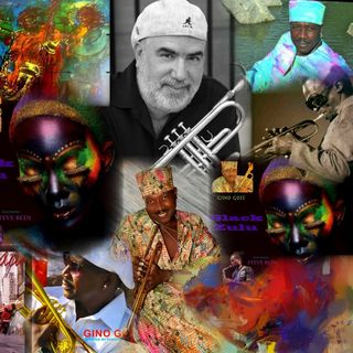 """Gino Goss"" Smooth Jazz in the Mix"