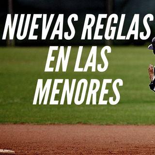 MLB probará NUEVAS REGLAS en las LIGAS MENORES este 2021