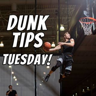 One Foot Jump Technique & Mindset [Dunk Tip Tuesday Ep. 7]