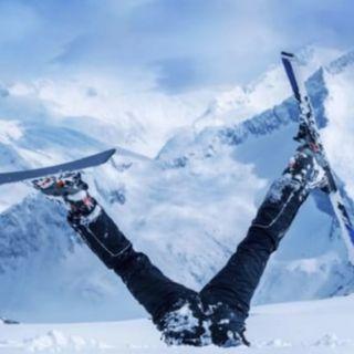 #praga Tipi di persone quando vai a sciare