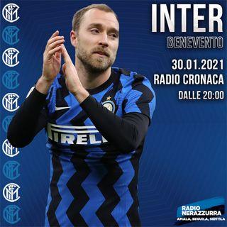 Post Partita - Inter - Benevento 4-0 - 210130