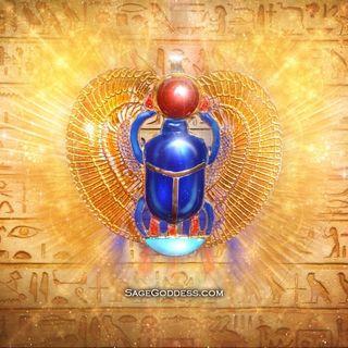 Scarabeo - Il Simbolo e l'Archetipo - Trasformazione e Divenire - Parte I [simboli e archetipi]