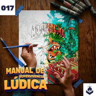 E17: Creación de Juegos (con Joel y Rafael Escalante)