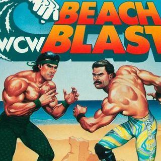 ENTHUSIATIC REVIEWS #189: WCW Beach Blast 1992 Watch-Along