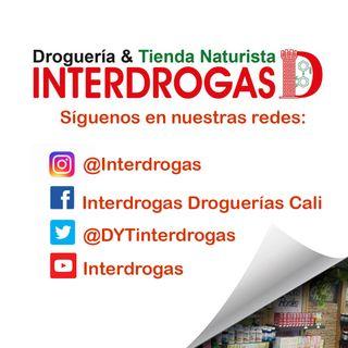 #Bienestar de Interdrogas, Droguerías y Tienda Naturista: lunes de familia, medicina regenerativa para la piel