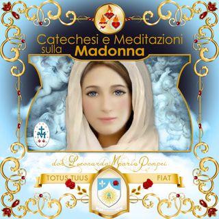 L'apparizione e il messaggio della Vergine della Rivelazione alle       Tre Fontane