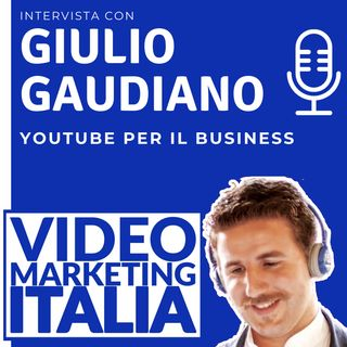 Giulio Gaudiano - Youtube per il business - VMI001