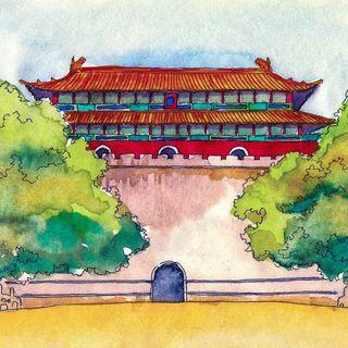 3 Ming Tomb (明孝陵) HSK 1